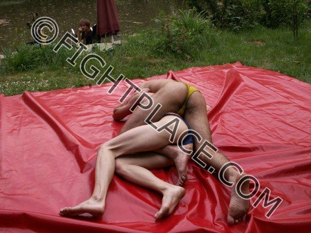 Outdoor Wrestling Fantasies 4