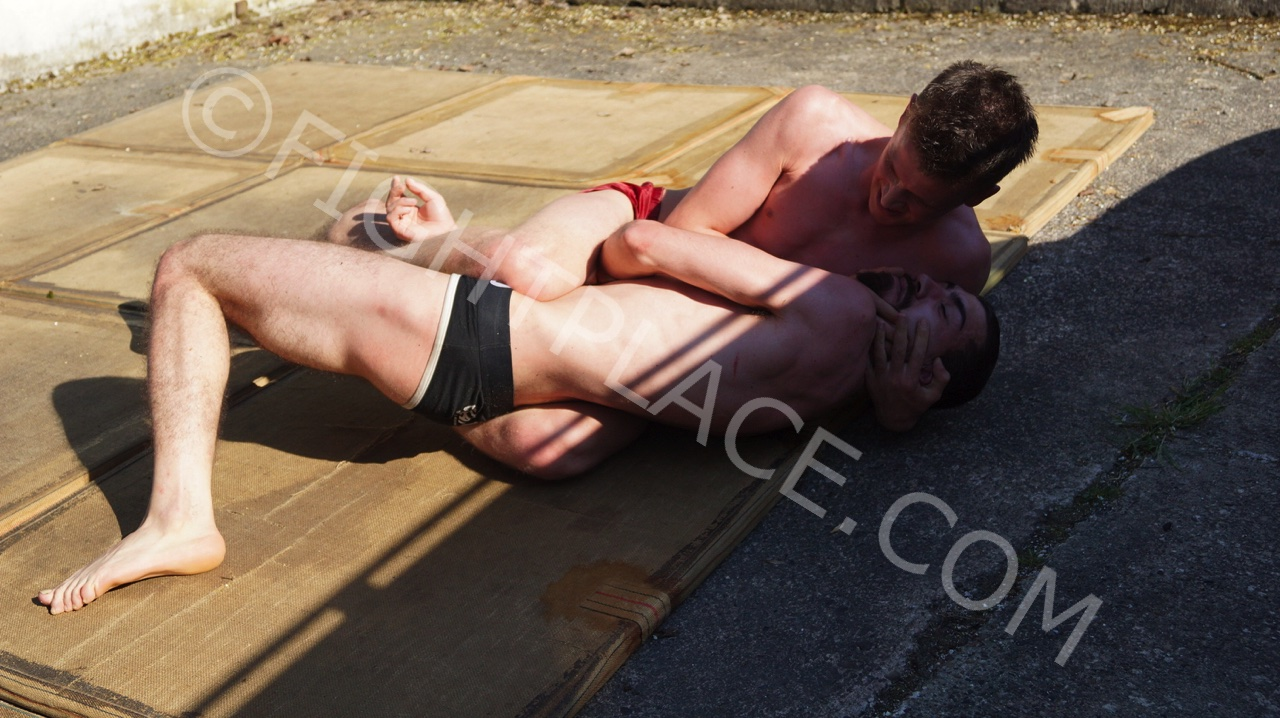 Sunny Afternoon Wrestling 7