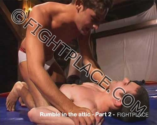 Rumble in the Attic Part 2