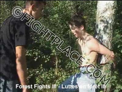 Forest Fights 3