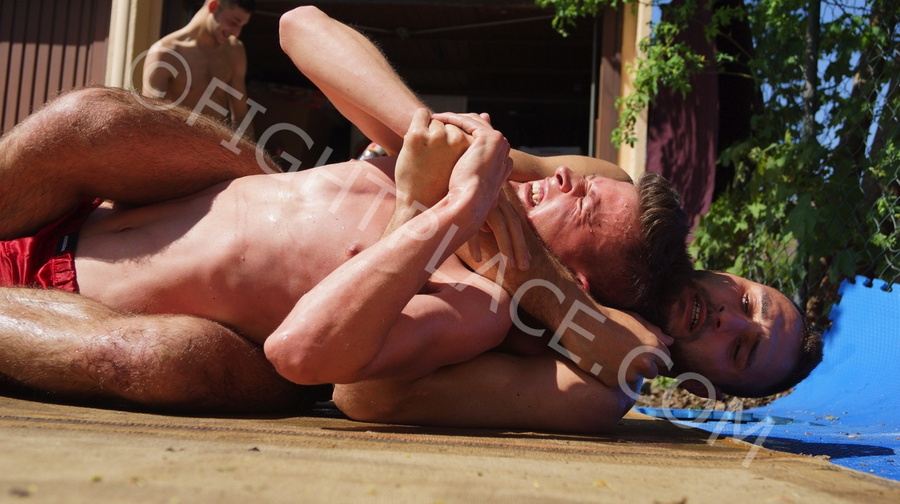 Sunny Afternoon Wrestling 5